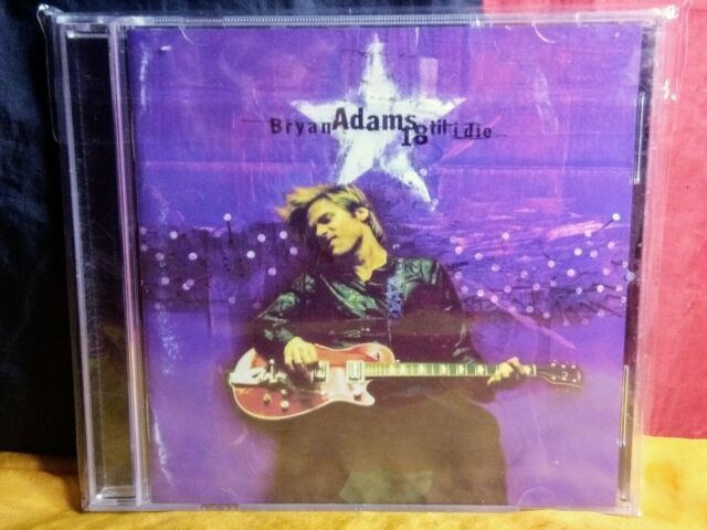18 Til I Die by Bryan Adams (CD, 1996, A&M) - Brand New