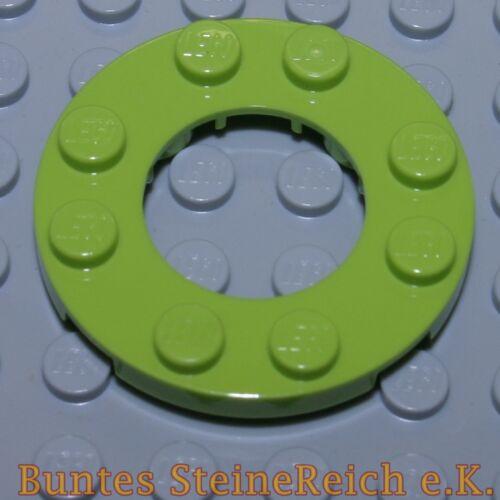Baukästen & Konstruktion 10 Stück Apfel-grüne 1/3 Rund Steine Brunnen Platten 4x4 11833 unbespielt SK104 LEGO Bau- & Konstruktionsspielzeug