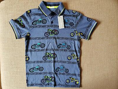 *** Ragazzi Bluezoo T-shirt *** 5 - 6 Anni ***-mostra Il Titolo Originale