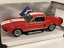 Shelby-Mustang-GT500-1967-Rouge-avec-Blanc-Bandes-1-18-Solido-1802902 miniature 1