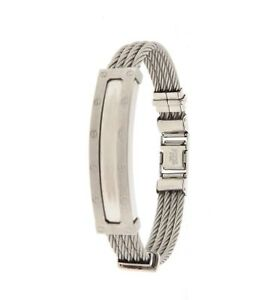 Edforce-Stainless-Steel-Cable-Bangle-Bracelet