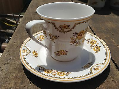 Spode AUSTEN J139 single cup and saucer combo