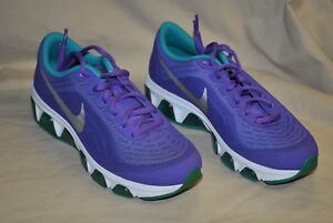 official photos b8741 21262 Image is loading Nike-AIR-MAX-TAILWIND-6-GS-Purple-Slvr-