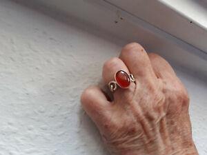 sehr schöner Ring mit Mondstein - 925 Silber - Bad Vilbel, Deutschland - sehr schöner Ring mit Mondstein - 925 Silber - Bad Vilbel, Deutschland