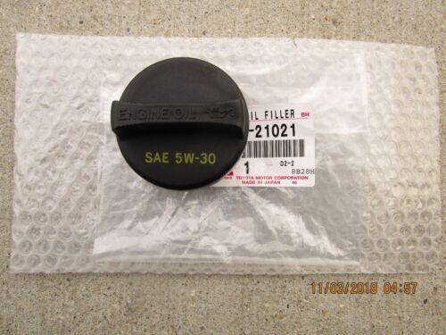 01-09 TOYOTA PRIUS 1.5L 4D SEDAN ENGINE OIL FILLER CAP OEM BRAND NEW