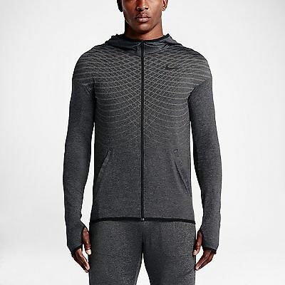 742492-011 New with tag Nike Men Ultimate Dry full zip Training Hoodie $130