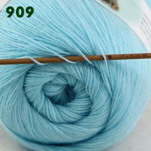 Sale-1-Skein-x50gr-LACE-Soft-Crochet-Acrylic-Wool-Cashmere-hand-knitting-Yarn-09