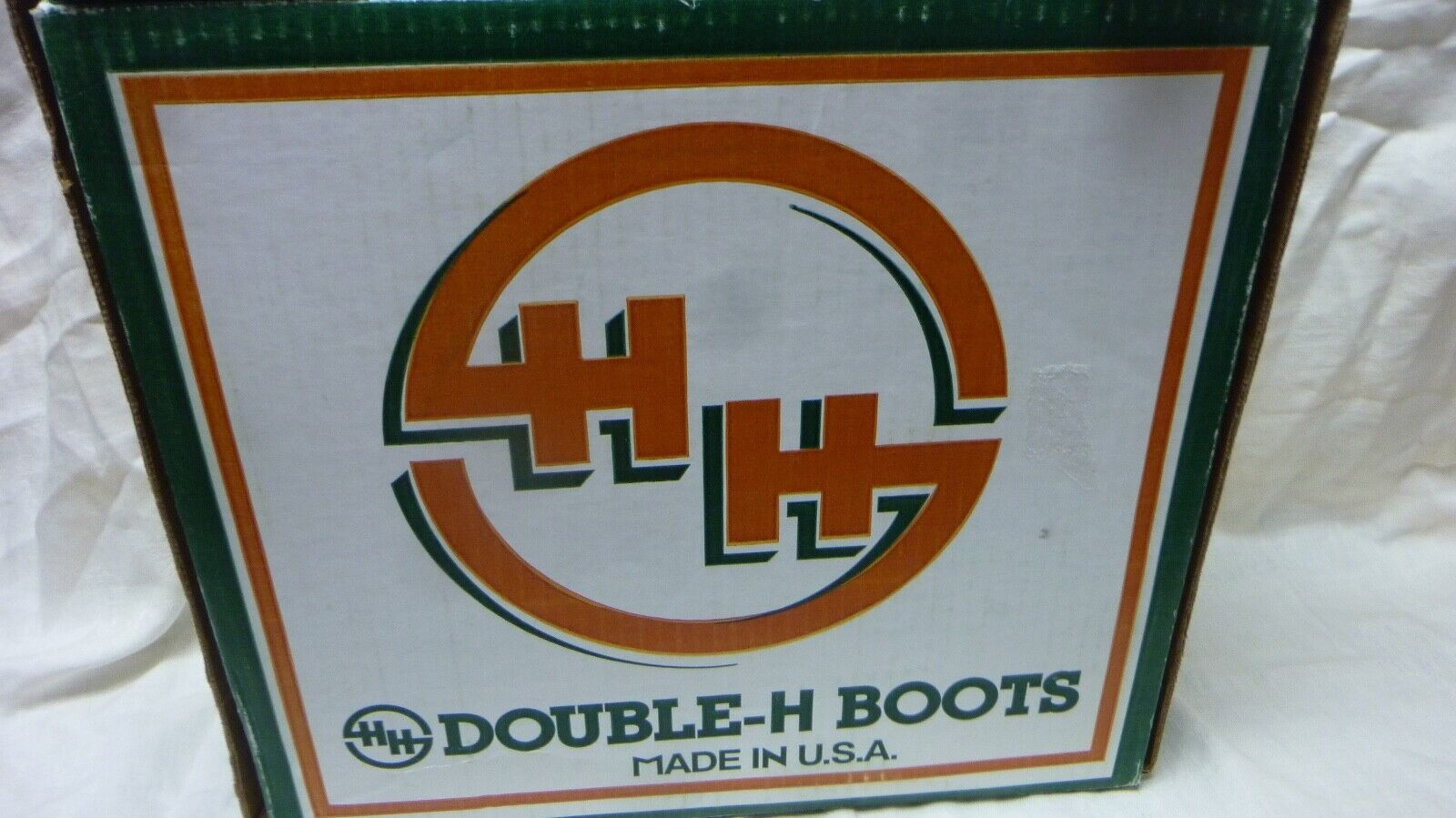 4X4 DOUBLE H BOOT MADE IN USA 10 1 2 D SIZE 5336 IN ORIGINAL BOX