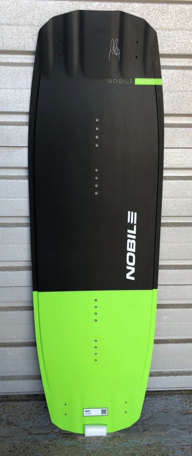 Neues Wood Nobile 141 Super Cable Wakeboard , Top Cable Board  FLEX