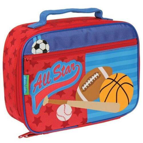 Personalized Stephen Joseph Sports Lunchbox