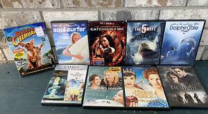 Lot-9-Dvd-Movies-For-Families-Teens-Tweens-Kids-Disney-Live-Action-amp-Similar