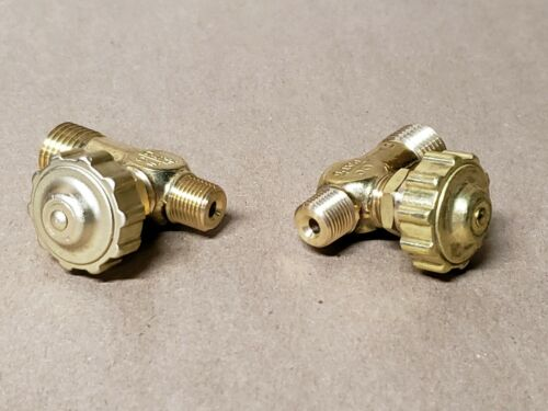 Victor 100 series valve assembly (Choose oxy, fuel or both)0660-0237 & 0660-0236