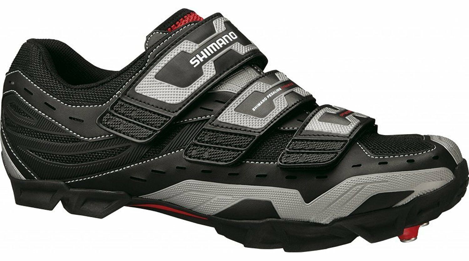 shoes bici MTB Shimano SH-M123L 43 mountain bike shoes SPD   the best online store offer