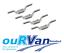 4-x-CARAVAN-CAMPER-ROPE-CLEAT-90MM-001687-VISCOUNT-MILLARD-YORK-CARAVAN thumbnail 1