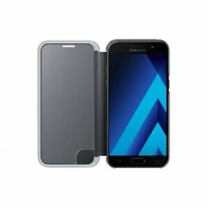 sports shoes 80ebd c51b7 Samsung Clear View Cover Black for Galaxy A5 2017