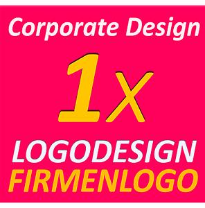1x Logodesign 1x Designvorschlag Firmenlogo inklusive Korrekturflat Logo Vektor