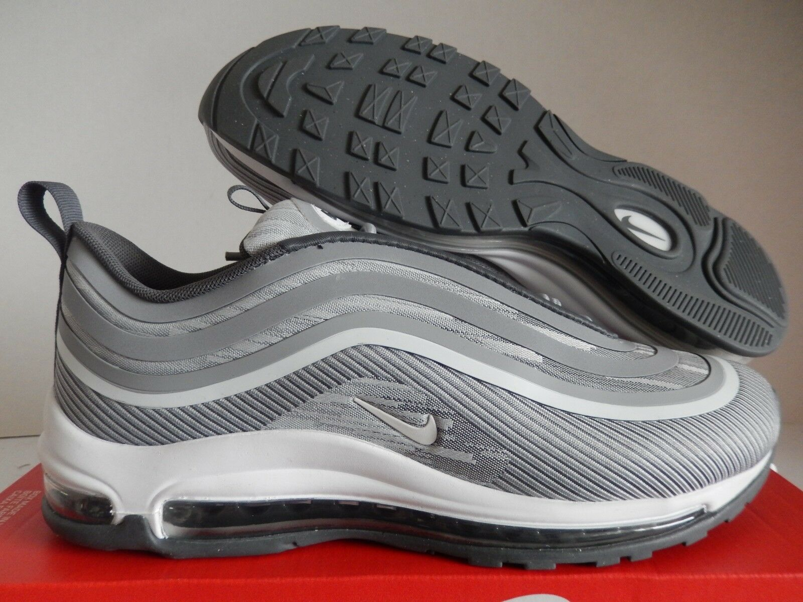 1cfe5f6f7b Nike Air Max 97 UL 17 Men's Running Shoes 918356-007 Select Size 8 ...