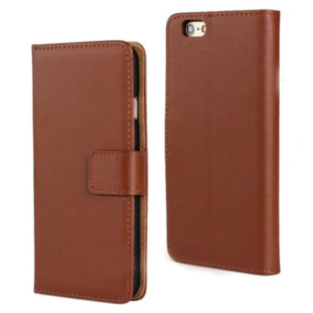 Wallet Flip PU Leather Card Case Cover For Various Samsung Galaxy S3 S4 S5 Phone