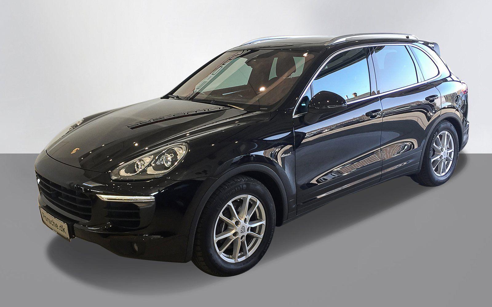 Porsche Cayenne 3,0 D Tiptr. 5d - 10.779 kr.