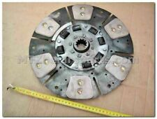 Driven Buttoned Disk 340mm With Carbotic Facing 80 1601130 A Mtz