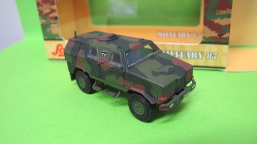 26243 NEU 2017 Camouflaged  BW  Art Schuco 1:87  Military  Dingo I