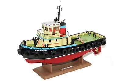 Caritatevole Southampton Rimorchiatore Barca Con Fumo, Luci Di Lavoro 2.4 Ghz Radio-hobby Engine-mostra Il Titolo Originale Alleviare Il Caldo E Il Colpo Di Sole