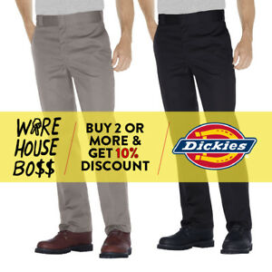 DICKIES-PANTS-874-MENS-WORK-PANTS-ORIGINAL-FIT-CLASSIC-WORK-UNIFORM-TROUSERS