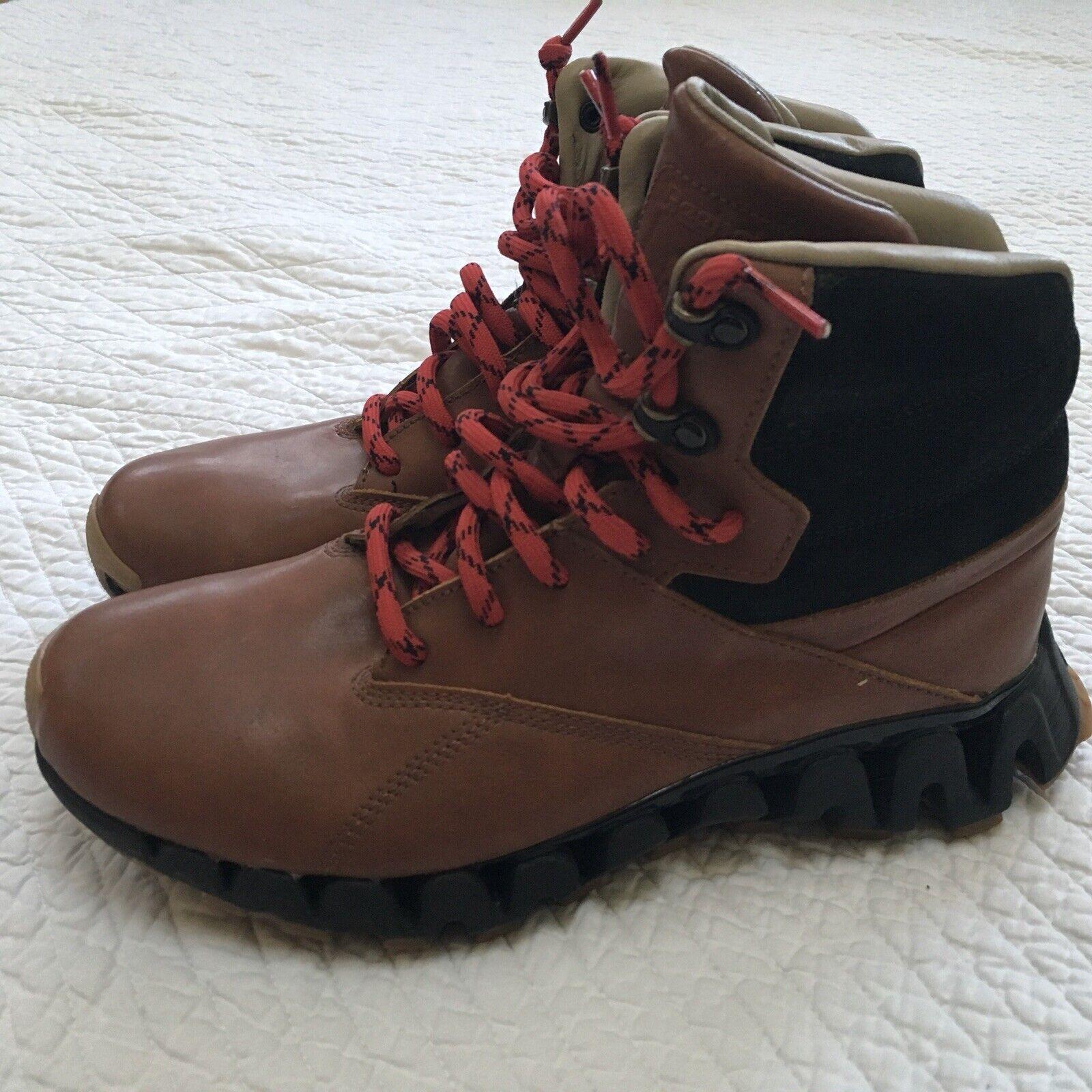 Reebok Zig Tech Cliffhanger Hiking Boots EU 38 Mens Size 6 Womens 7-7.5