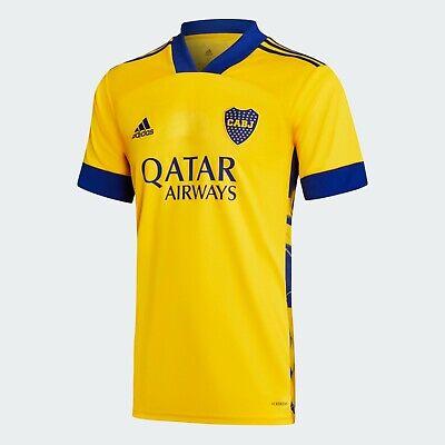 Boca Juniors 2020 Third Jersey Bombonera -Genuine Adidas-BNWT-Free Fast Shipping   eBay