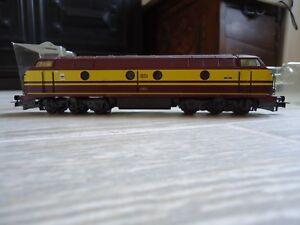 Marklin-83468-rare-loco-diesel-serie-1800-CFL-BO-EN-TBE