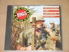 CD / LES TUBES DE VOS VINGT ANS 1965 / TRES BON ETAT