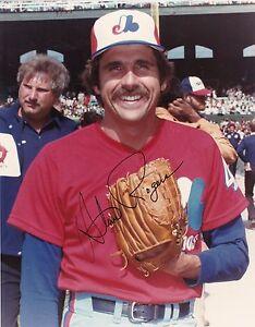 """Ray Knight Houston Astros Autographed 8"""" x 10"""" Baseball Photo W/COA"""