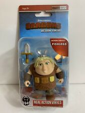 Loyal Subjects How To Train Your Dragon Astrid Stripes Real Action Vinyls NEW
