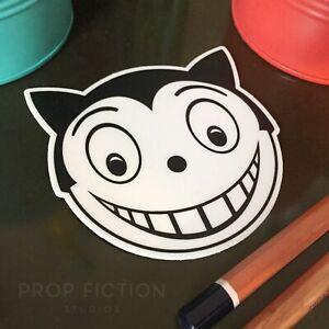 Batman-Returns-Prop-Shreck-Logo-Equipment-Vehicle-Sticker-Set-Dressing-Decal