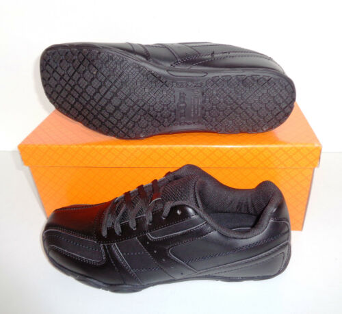 Mens Wide Fit Casual Non Slip Walking Work Casual Trainers Shoes UK Sizes 7-11