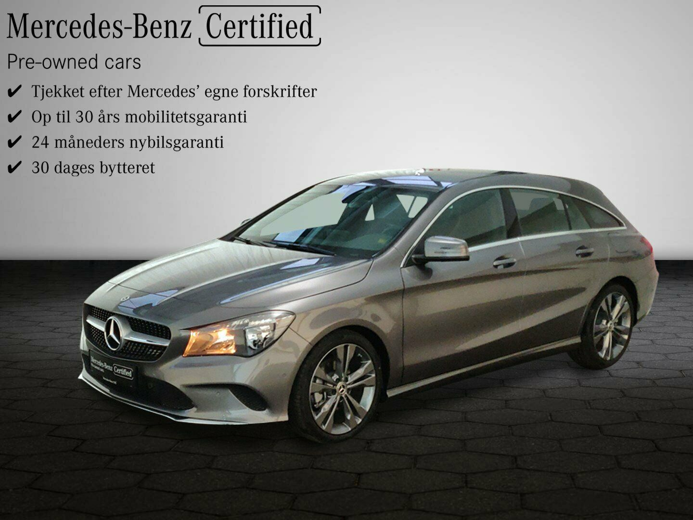 Mercedes CLA200 1,6 SB aut. 5d - 347.200 kr.