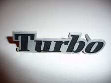 Logo calandre Renault R5 Alpine Turbo - front grill emblem