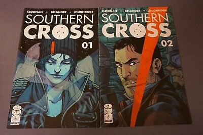 SOUTHERN CROSS #4 New Bagged