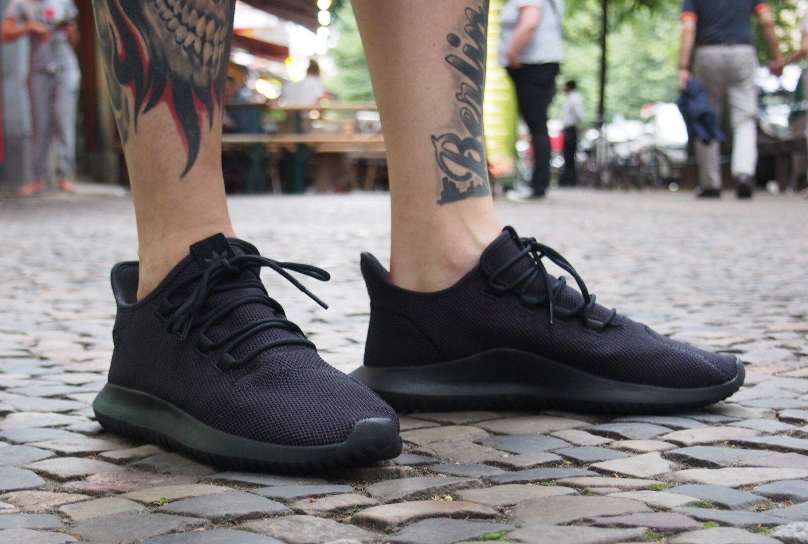 adidas Originals Schuhe Tubular Shadow Schuh CG4562 core black NEU EQT unisex