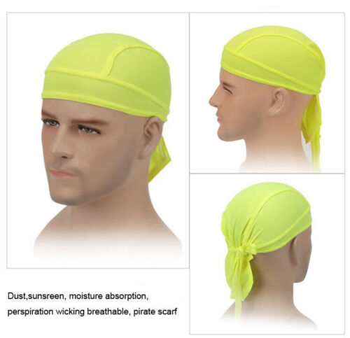2019 New Riding Bicycle Pirate Scarf Sports Hat Headband Cycling Cap Headscarf