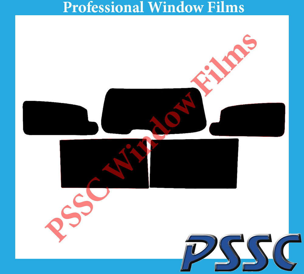 PSSC Pre Cut Rear Car Window Films - Lancia Grand Voyager 2011 to 2016