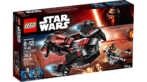 LEGO-Star-Wars-Rare-75145-Eclipse-Fighter-New-amp-Sealed