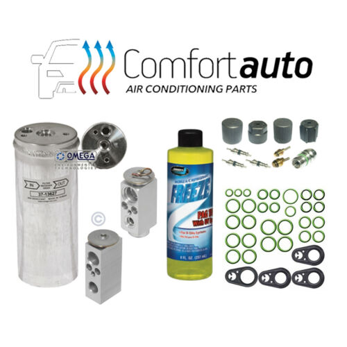 New AC A//C Drier Kit Fits Grand Caravan L4 V6 2006-2007 Town /& Country