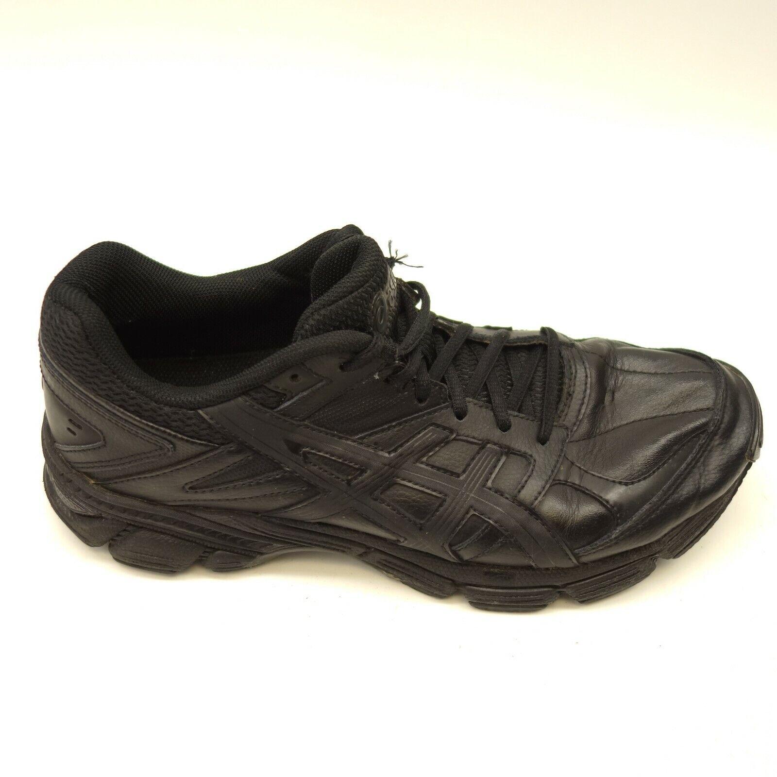 Asics T524L ( 4E ) X Wide Sz 8.5 Black Comfort Athletic Running Mens shoes