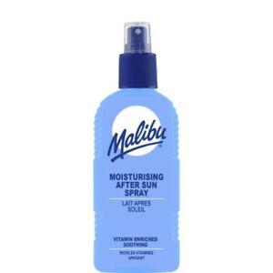 2-x-Malibu-Moisturising-After-Sun-Spray-100ml-Each-Vitamin-Soothing-Care