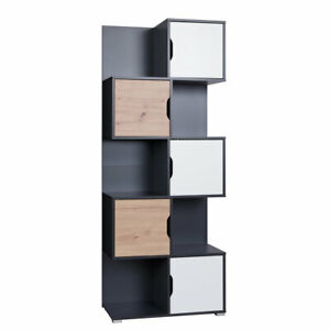 Regal-Orine-R5D-OR09-Standregal-Buecherregal-Modern-Design-Stilvoll-Kollektion