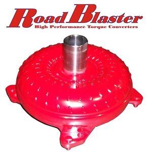 FORD-V8-C4-C5-C9-C10-3200-3500-RPM-FULL-BILLET-HIGH-STALL-TORQUE-CONVERTER