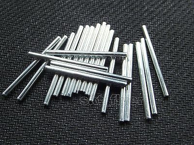 100pcs Shaft Axis Φ2 mm For Car Toy Model Robot Part for DIY 2*30mm Hobby DIY