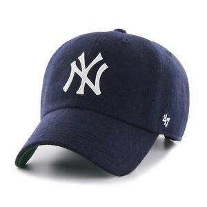 47 Brand New York Yankees Droper '47 Clean Up Navy Und Verdauung Hilft