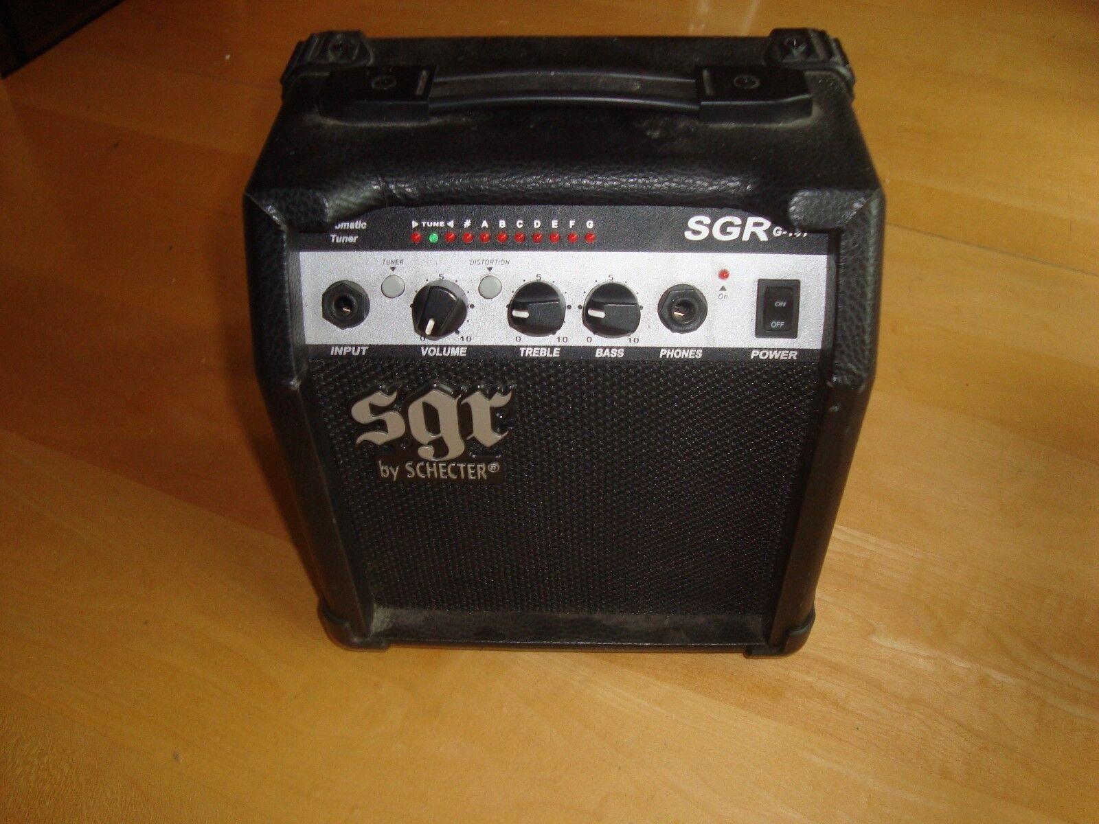 Schecter Microsonic G-10T Guitar Amplifier